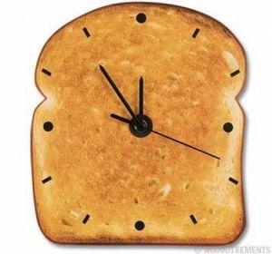 Rellotge torrada