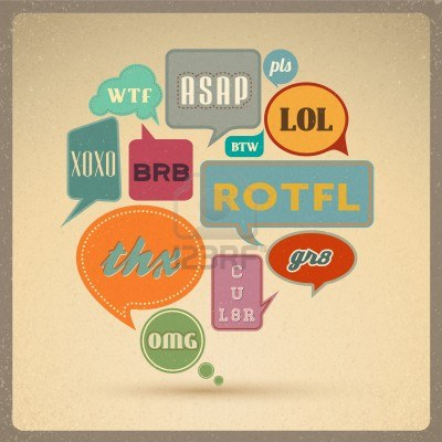 14965943-most-common-used-acronyms-and-abbreviations-on-retro-style-speech-bubbles